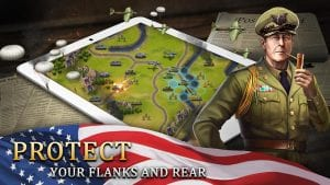 World War 2: WW2 Grand Strategy Games Simulator screen 2
