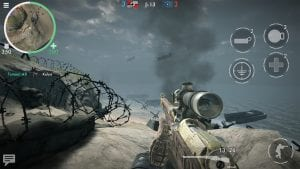 World War Heroes: WW2 FPS screen 1