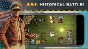 World War II: TCG screen 1