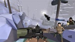World War Polygon- WW2 shooter screen 2