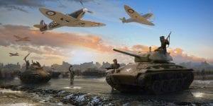 World at War: WW2 Strategy MMO screen 2