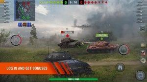 World of Tanks Blitz 3D War screen 2