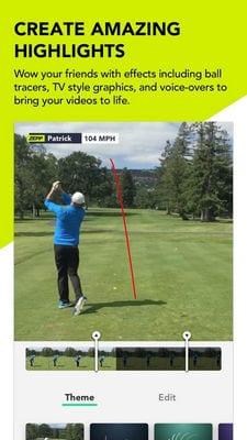 Zepp Golf Swing Analyzer1