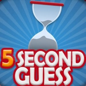 5 Second Guess logo