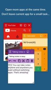 Floating Apps Free screen 1