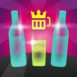 King of Booze logo