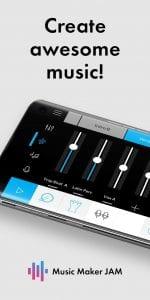 Music Maker JAM screen 1