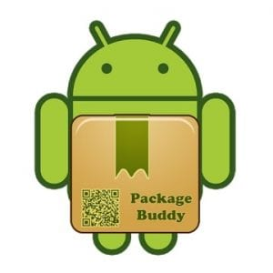 Package Buddy logo