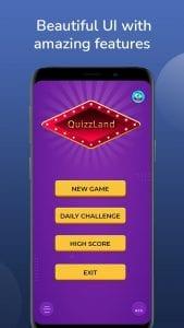 QuizzLand- Trivia Questions & Quiz screen 1