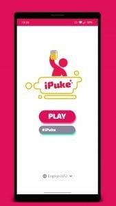 iPuke screen 1