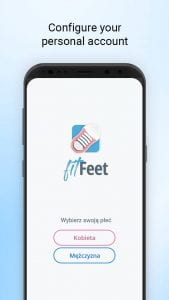FitFeet - Scan foot and choose right shoe size screen 1