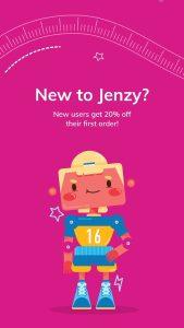 Jenzy: Easy Kid Shoe Sizing screen 1