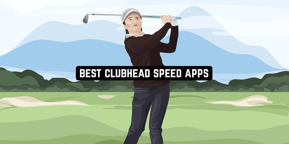 clubhead speed apps