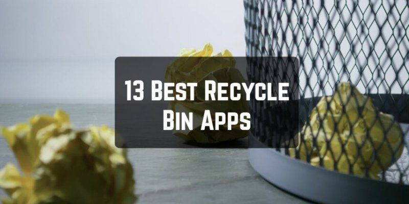 13 Best Recycle Bin Apps for Android