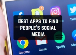 11 Best apps to find people's social media