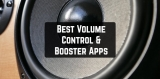 13 Best Volume Control & Booster Apps for Android & iOS