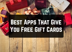 45 Best Apps That Give You Free Gift Cards (Android & iOS)