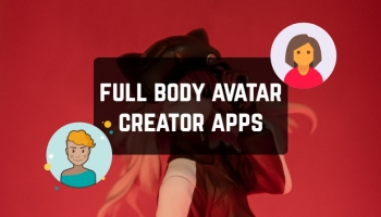 11 Full Body Avatar Creator Apps (Android & iOS)