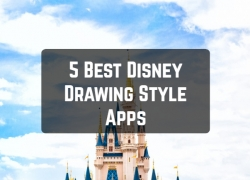 5 Best Disney Drawing Style Apps