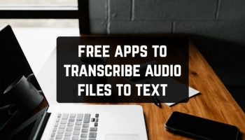 11 Free Apps to Transcribe Audio Files to Text (Android & iOS)