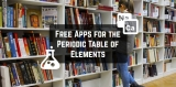 11 Free Apps for the Periodic Table of Elements