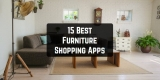 15 Best Furniture Shopping Apps for Android & iOS 2019