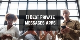 11 Best Private Messages Apps for Android & iOS