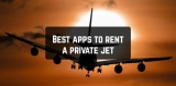 5 Best apps to rent a private jet (Android & iOS)
