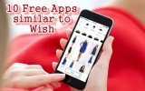10 Free Apps similar to Wish