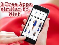 10 Free Apps similar to Wish