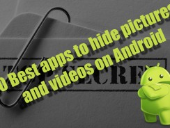 10 Best apps to hide pictures and videos on Android