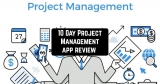 10 Day Project Management App Review