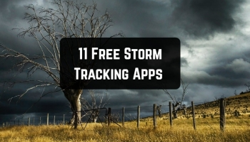 11 Free Storm Tracking Apps for Android & iOS