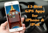 15 Best GPS Apps for iPhone & iPad