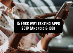 15 Free wifi texting apps for Android & iOS