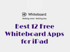 12 Free Interactive Whiteboard Apps for iPad