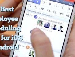 10 Best Employee Scheduling Apps for iOS & Android