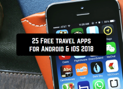 25 Free travel apps for Android & iOS 2018