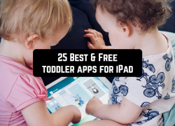 25 Best & Free toddler apps for iPad