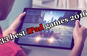 33 best iPad games 2016