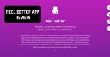 feel better – Mood & CBT App Review