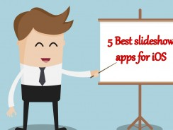5 Best slideshow apps for iOS