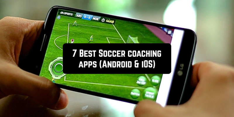 7 Best Soccer coaching apps (Android & iOS)