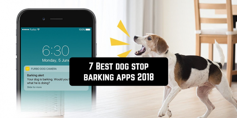 7 Best dog stop barking apps (updated 2019) | Free apps for