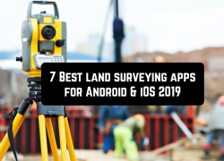 7 Best land surveying apps for Android & iOS 2019