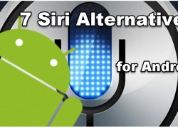 Siri For Android. 7 best alternatives