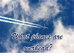 Siri planes overhead app review