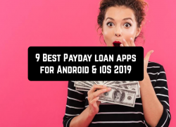 9 Best Payday loan apps for Android & iOS 2019