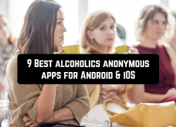 9 Best alcoholics anonymous apps for Android & iOS