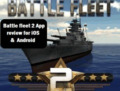 Battle fleet 2 App review for iOS & Android